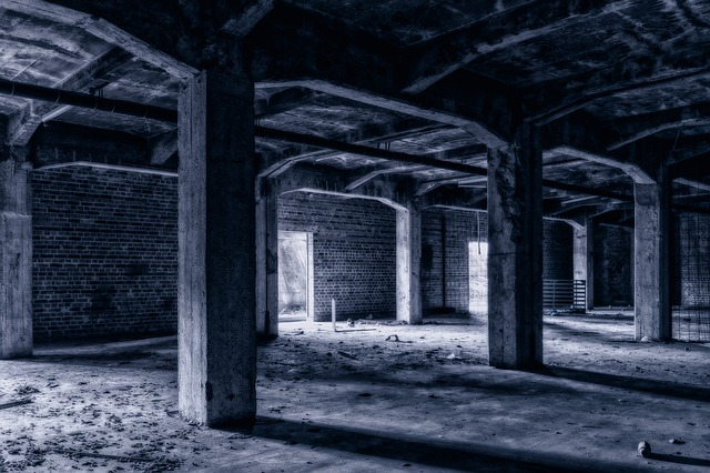 podzemí