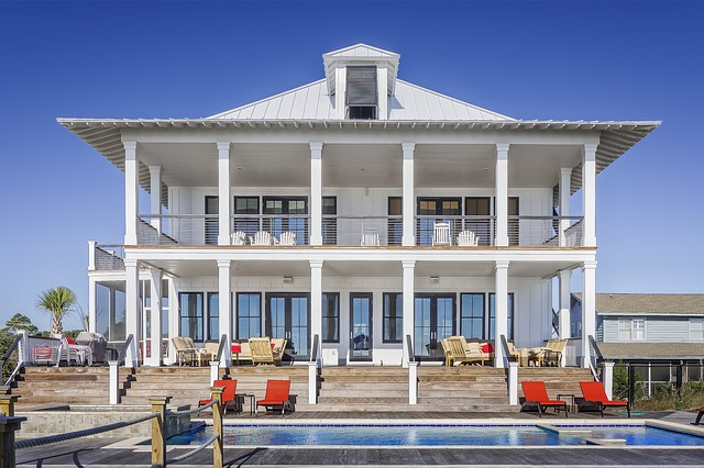 veliký dům