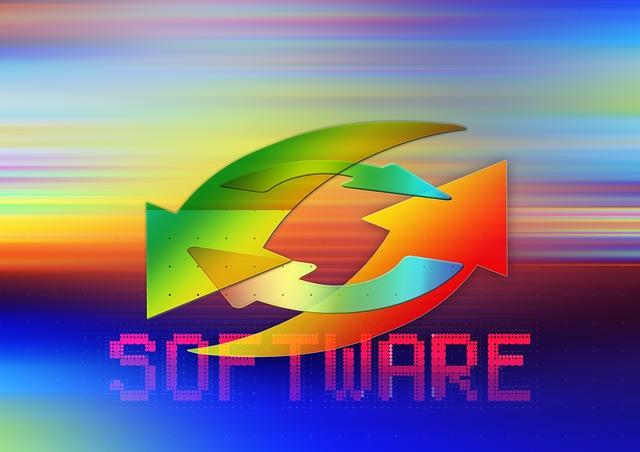 barevný software
