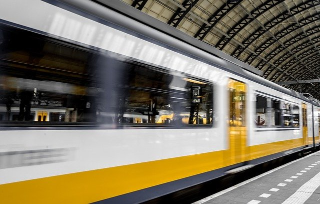 rychlo vlak